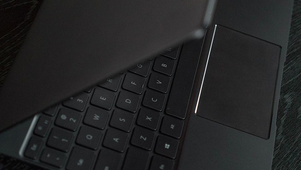 Клавиатура и тачпад Huawei MateBook X