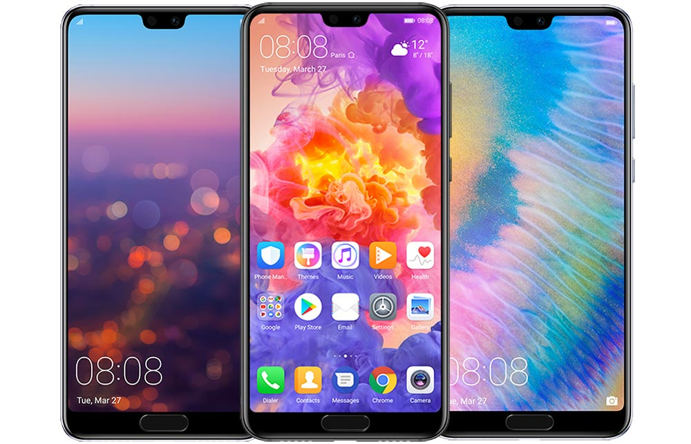 Huawei P20 Brief Overview A new generation SmartPhone