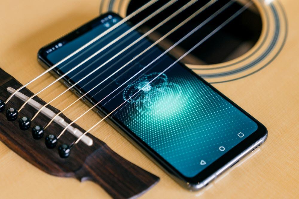 Звук LG G7 ThinQ