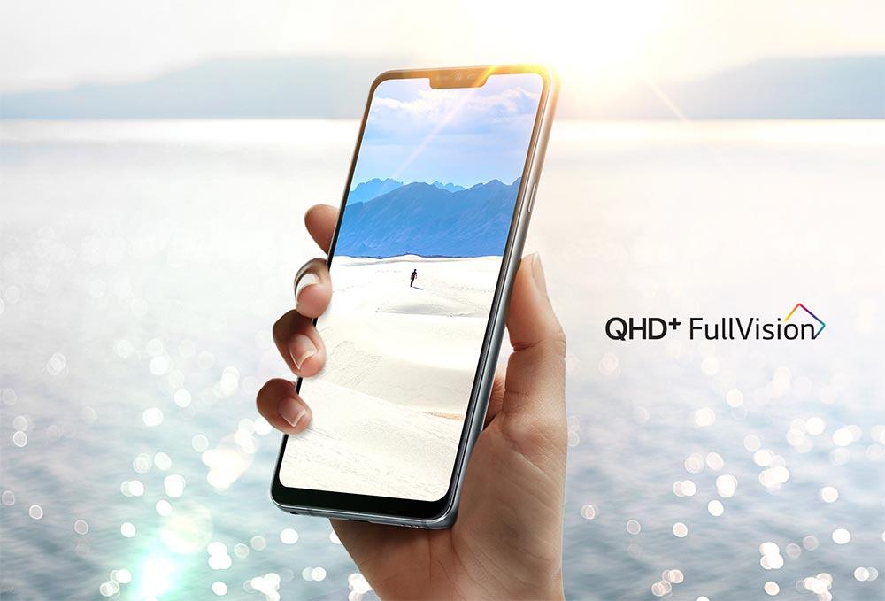 Дисплей LG G7 ThinQ