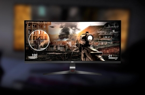 Обзор монитора LG UltraWide Curved Gaming Monitor