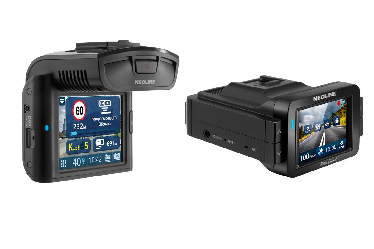 Neoline X-COP 9700s и Neoline X-COP 9100