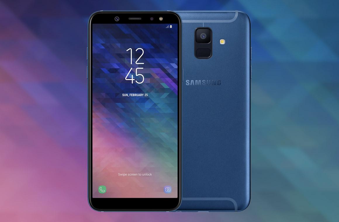 Обзор Samsung Galaxy A6