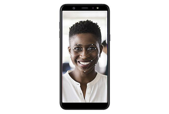 Разблокировка по лицу в Samsung Galaxy A6