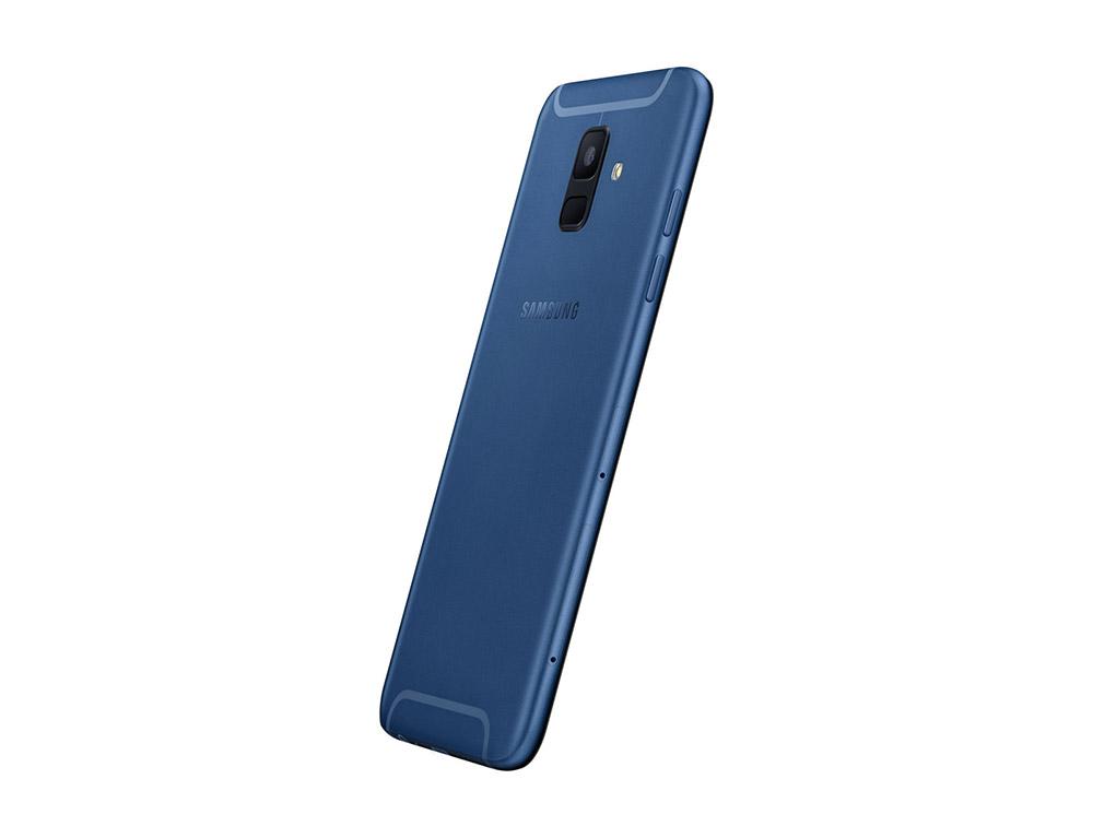 Внешний вид Samsung Galaxy A6