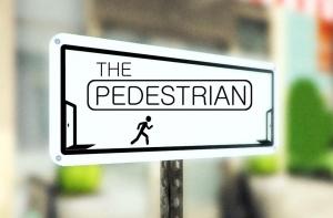 Логотип игры The Pedestrian