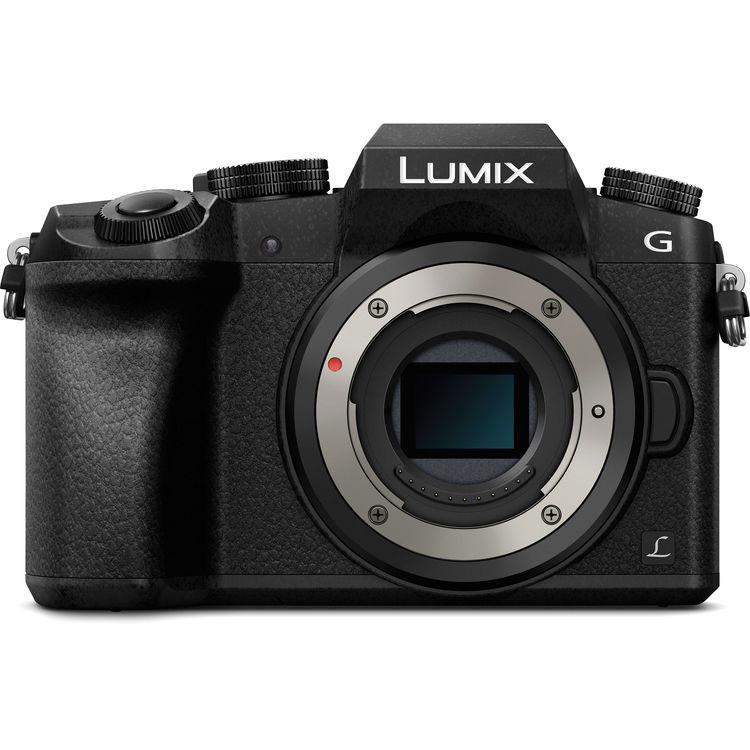 Panasonic Lumix G7 без объектива