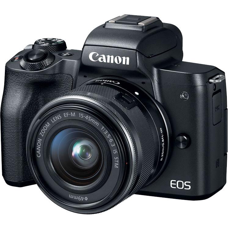 Камера Canon EOS M50