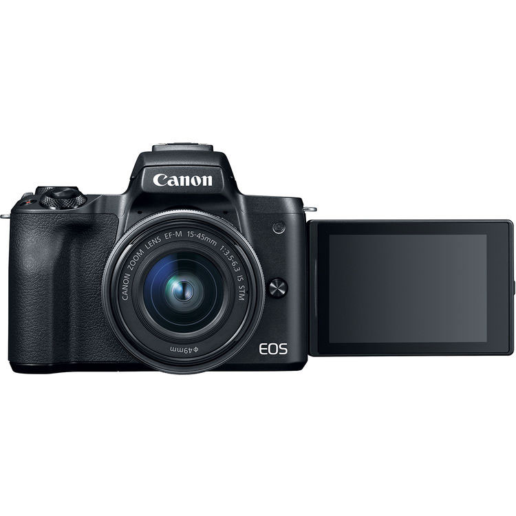 Canon EOS M50 с экраном