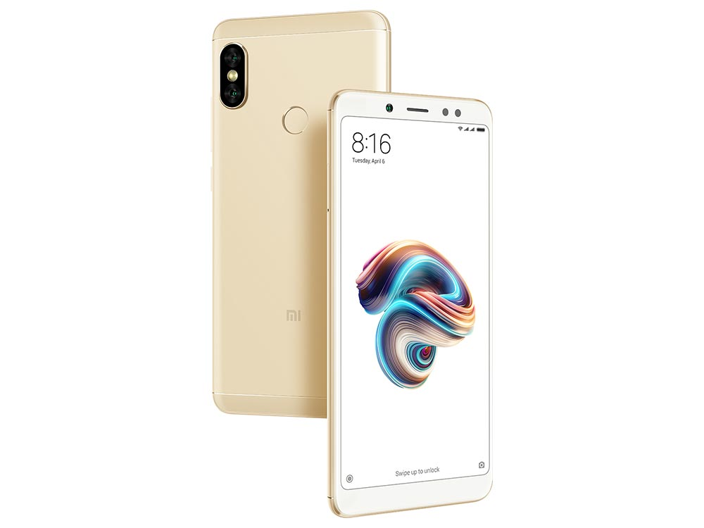 Оболочка Xiaomi Redmi Note 5