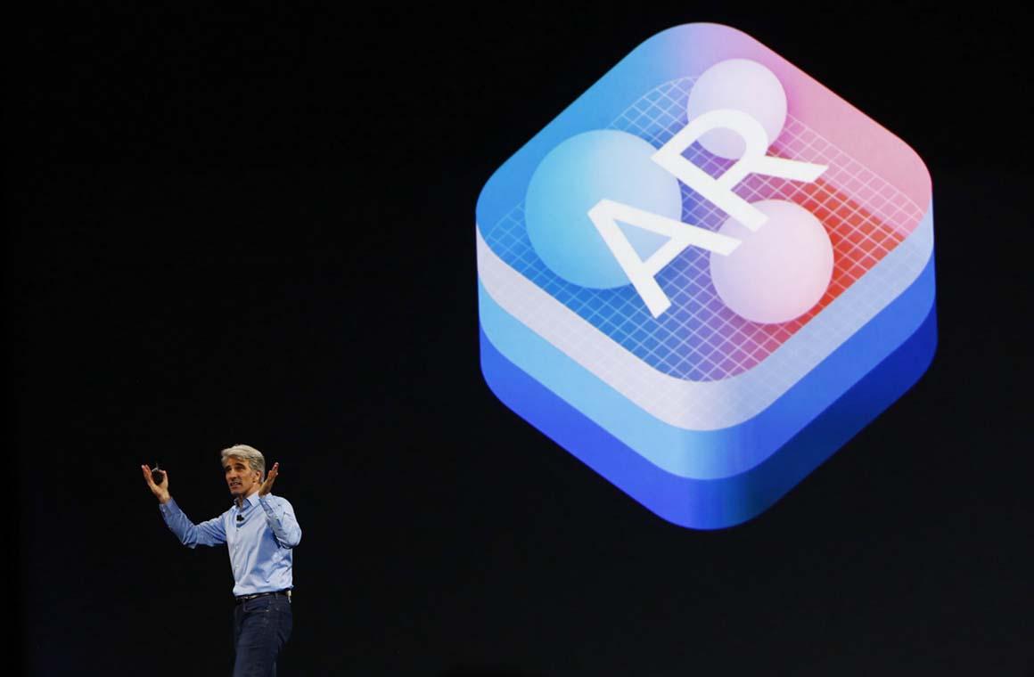 ARkit iOS 12