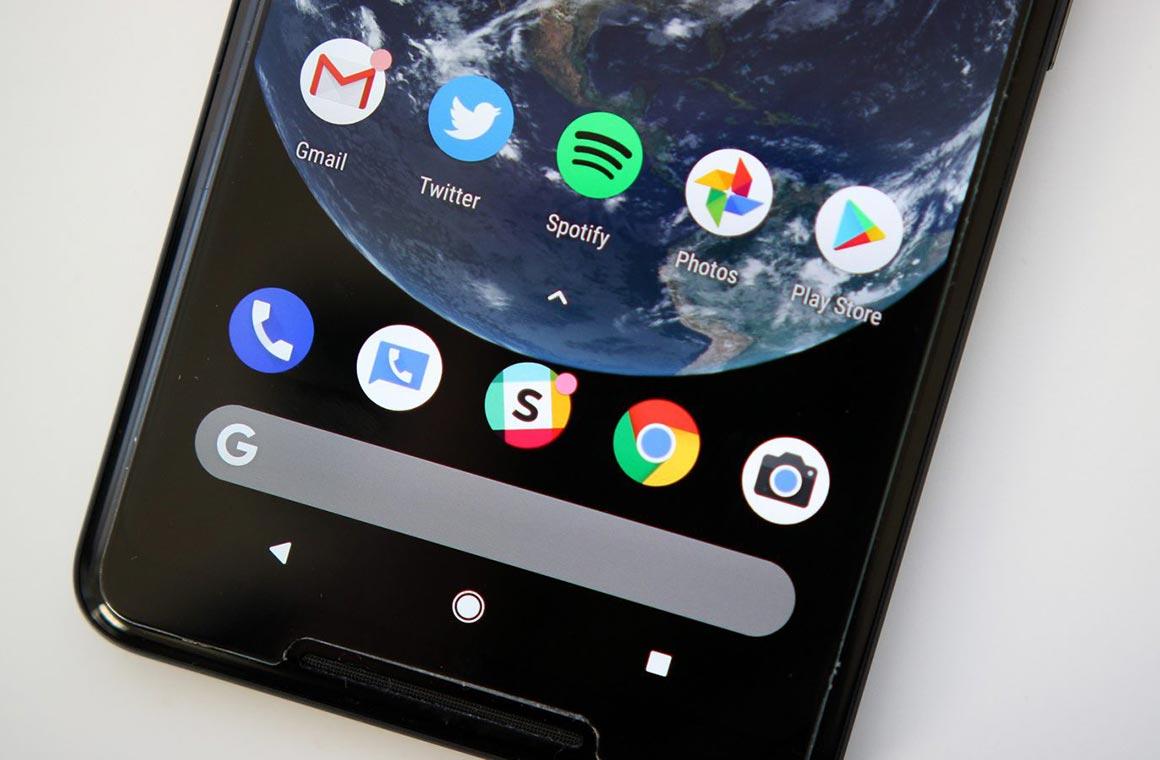 Google Pixel Dark Mode