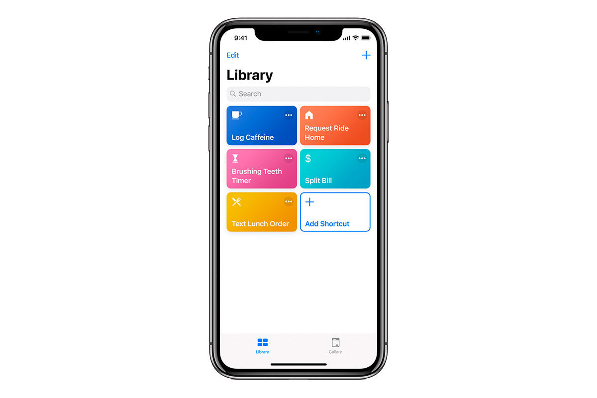 iOS 12 Siri Shortcuts