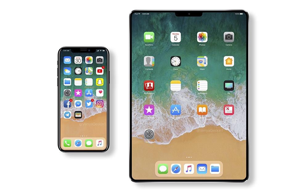 iOS 12 iPad
