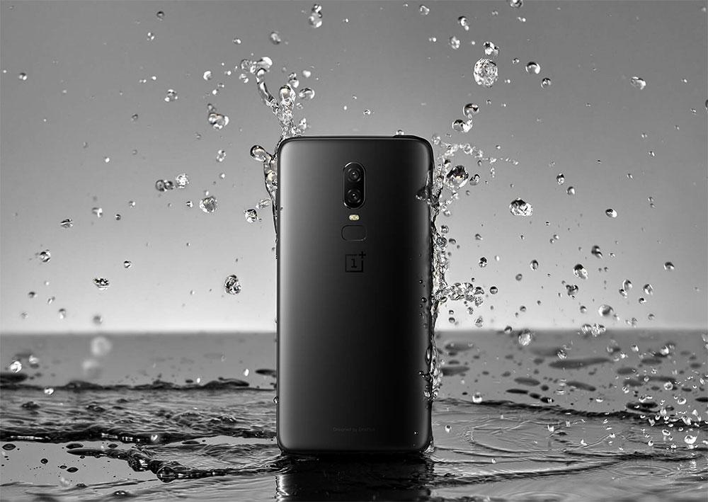 Влагозащита OnePlus 6