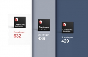 Qualcomm Snapdragon 429, 439, 632