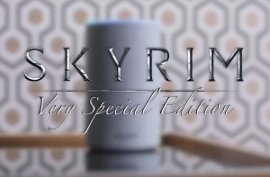 Skyrim Amazon Alexa