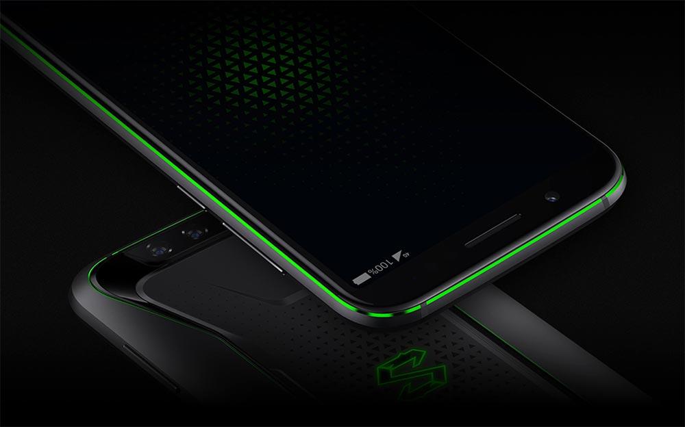 Дизайн Xiaomi Black Shark