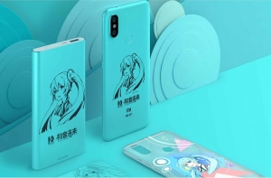 Xiaomi Mi 6X Hatsune Miku