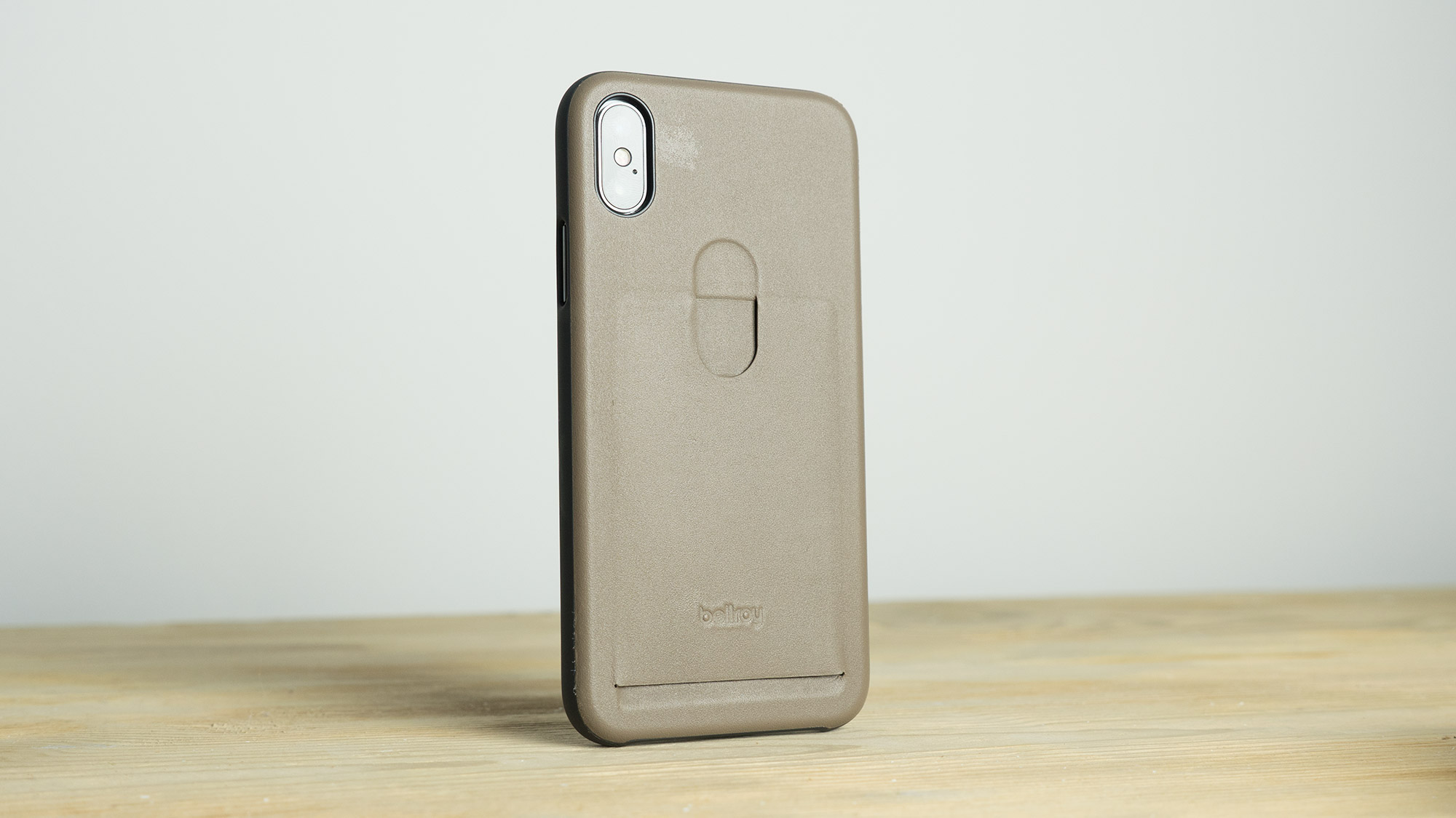 Bellroy Leather iPhone X Case