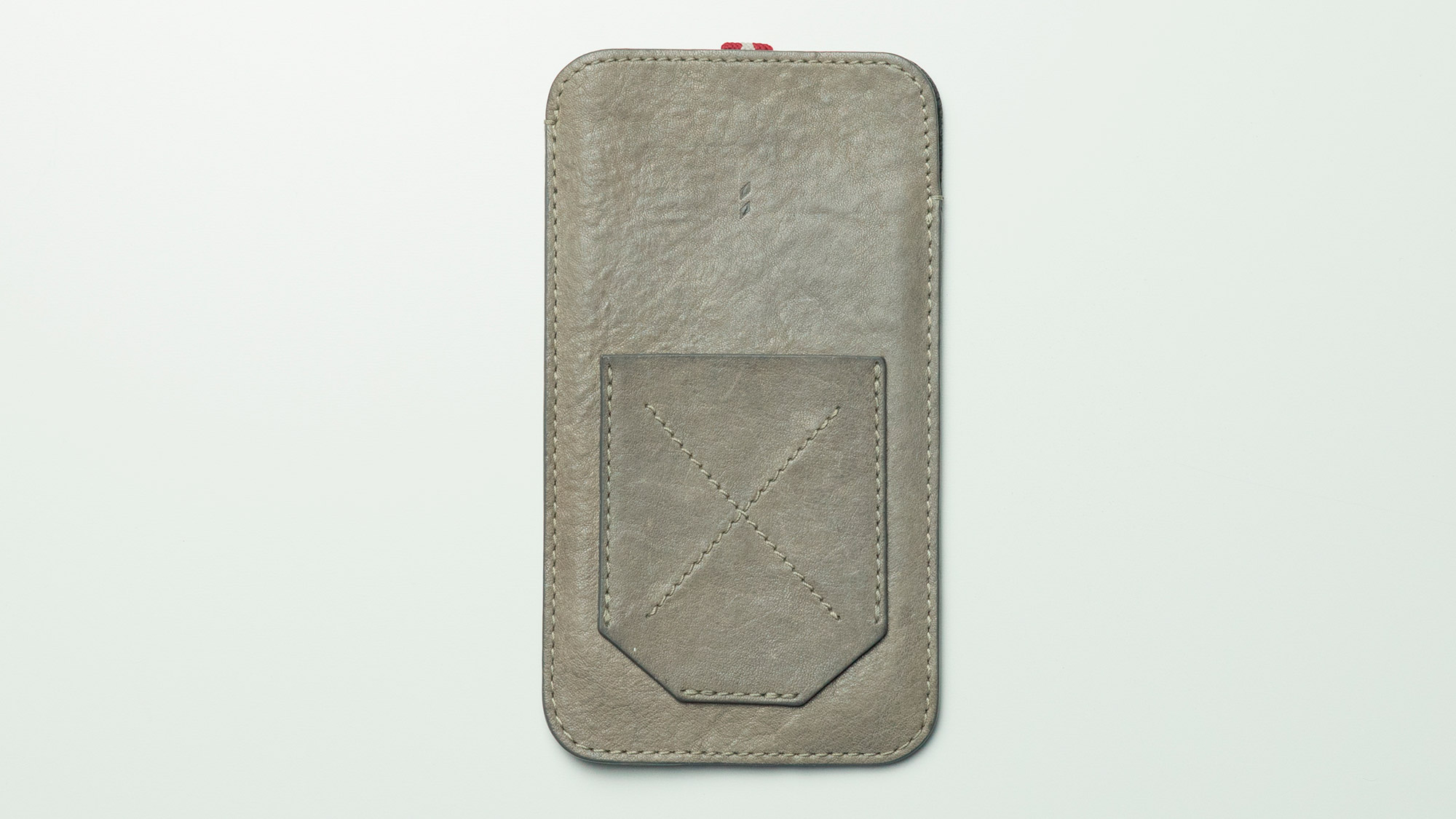 hardgraft Leather iPhone X Case