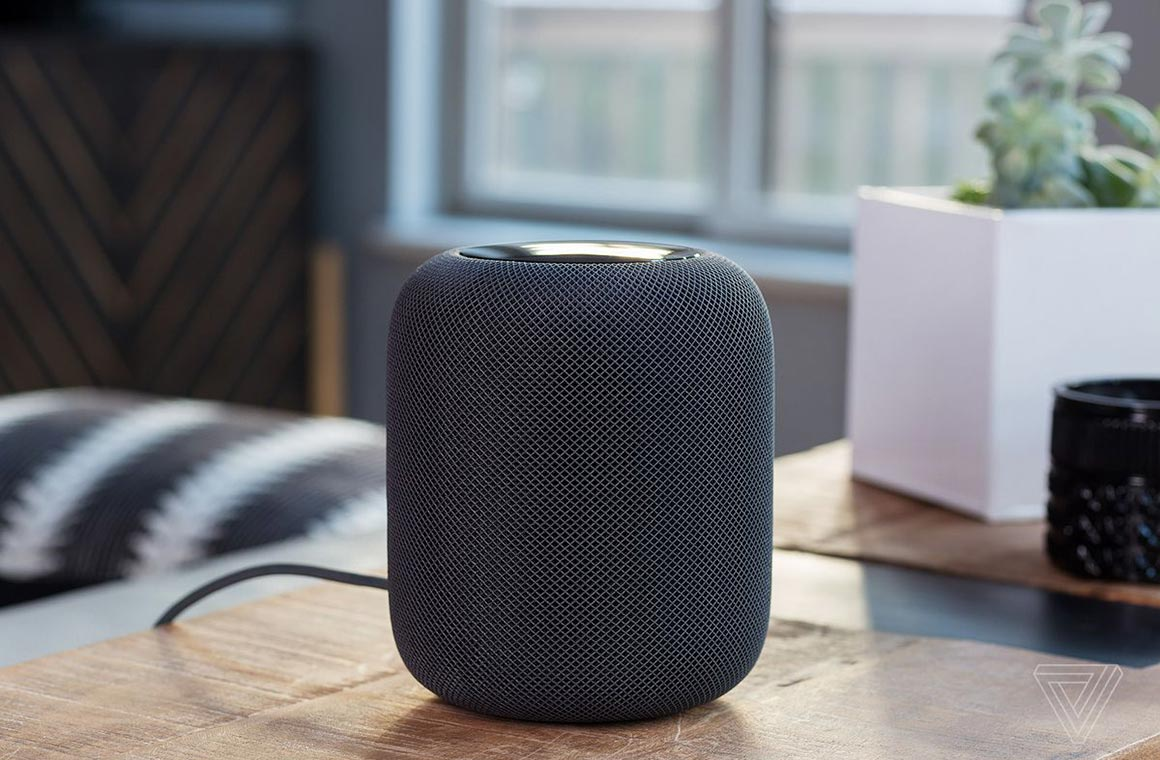 HomePod update