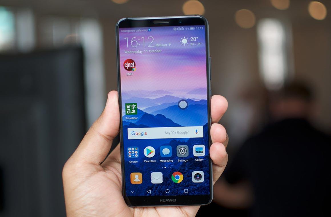 Huawei Mate 20 Pro leaks