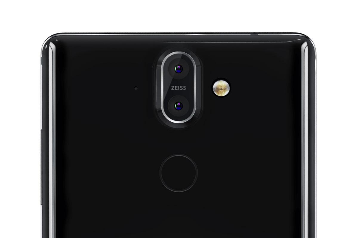 Камера Nokia 8 Sirocco