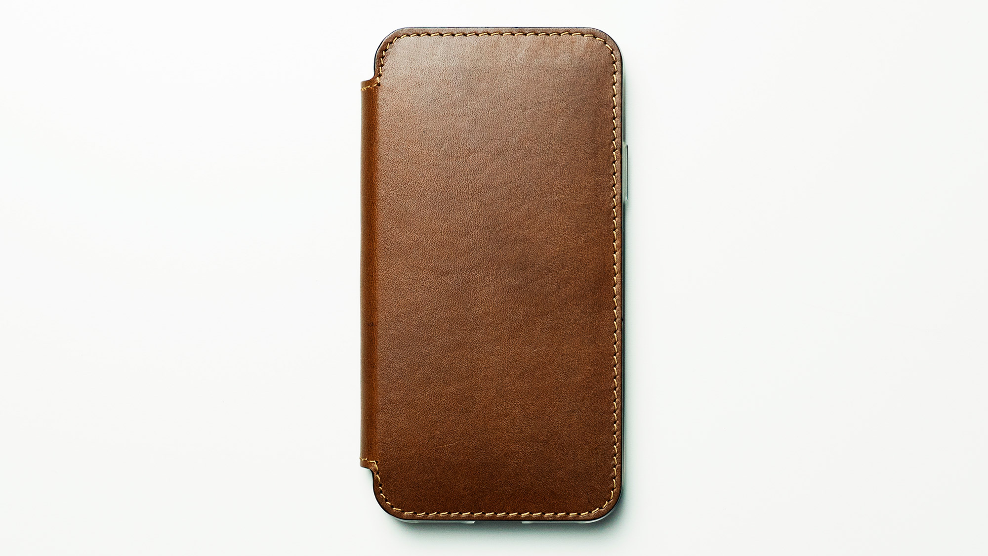 Nomad Leather iPhone X Case