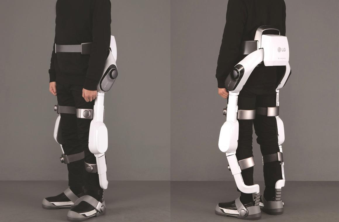 экзоскелет LG CLOi SuitBot