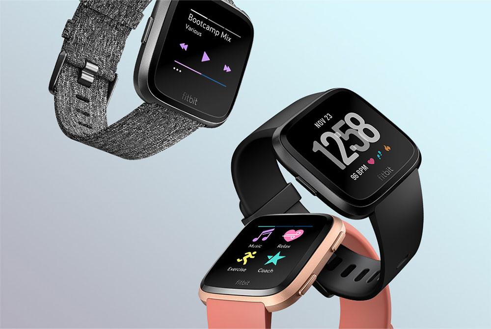 Внешний вид Fitbit