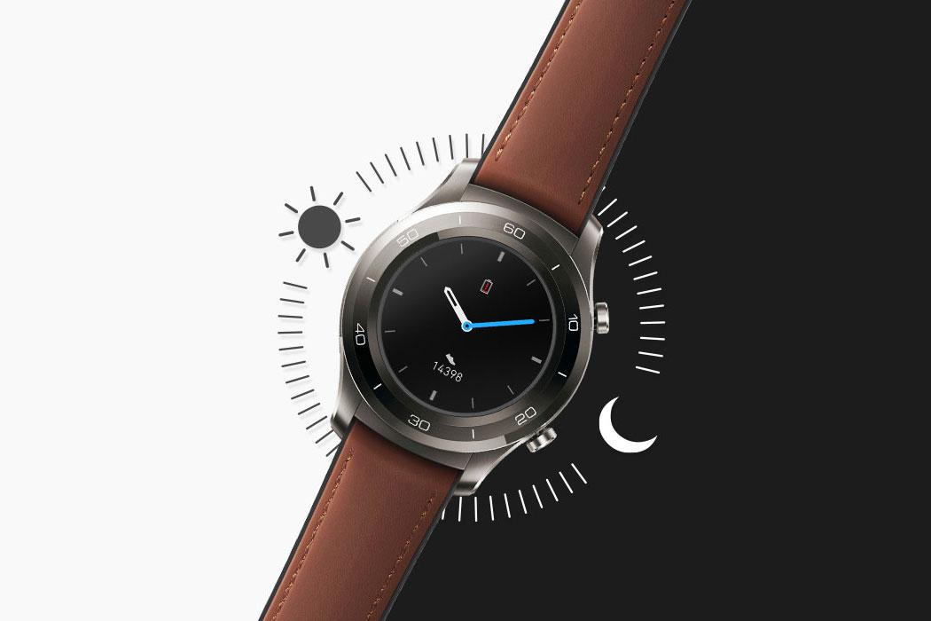 Время работы Huawei Watch 2
