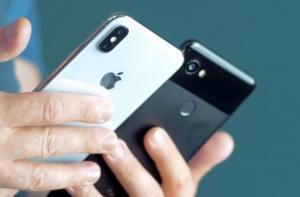 Жесты в iOS и Android