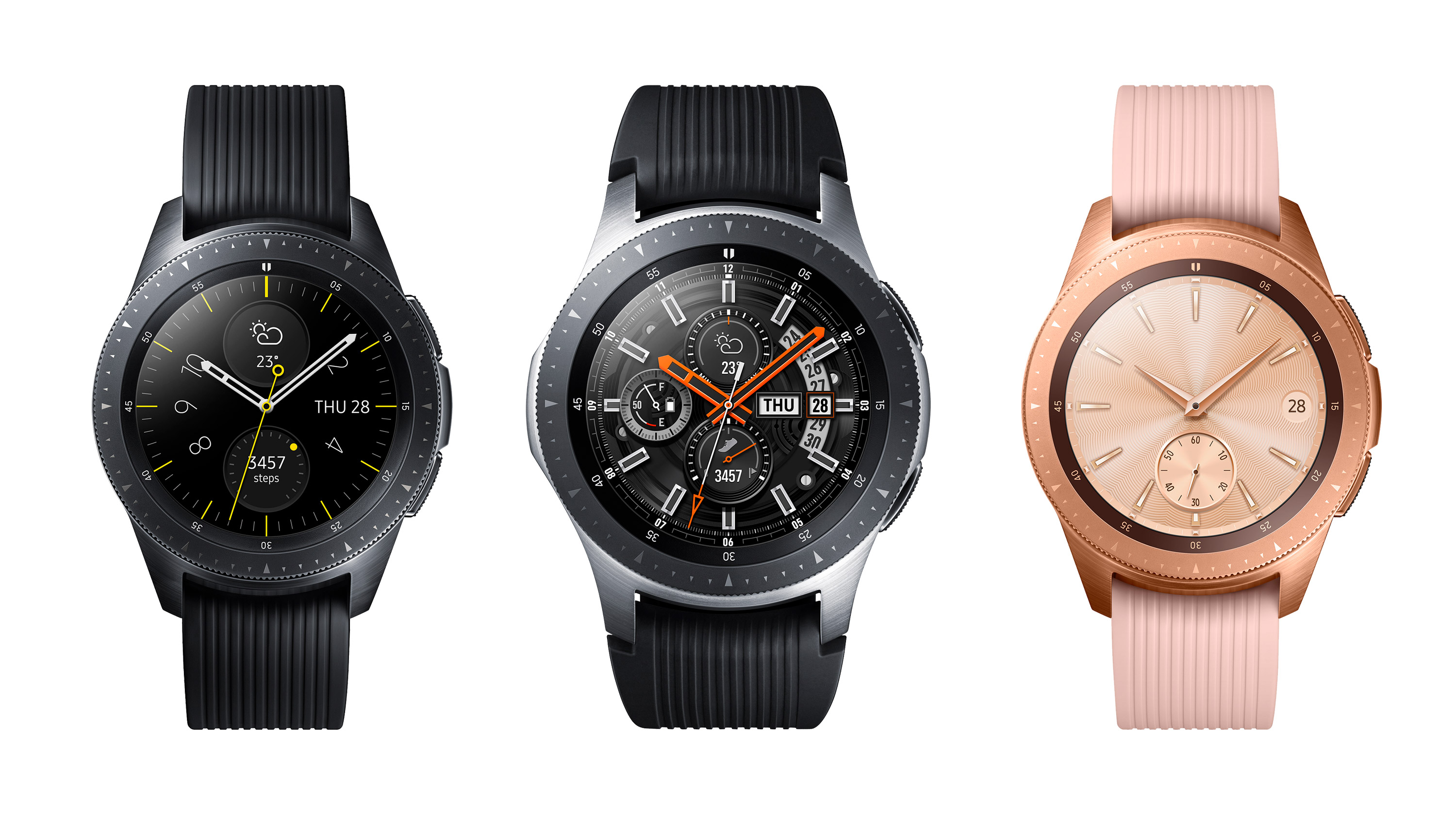 samsung galaxy watch colors