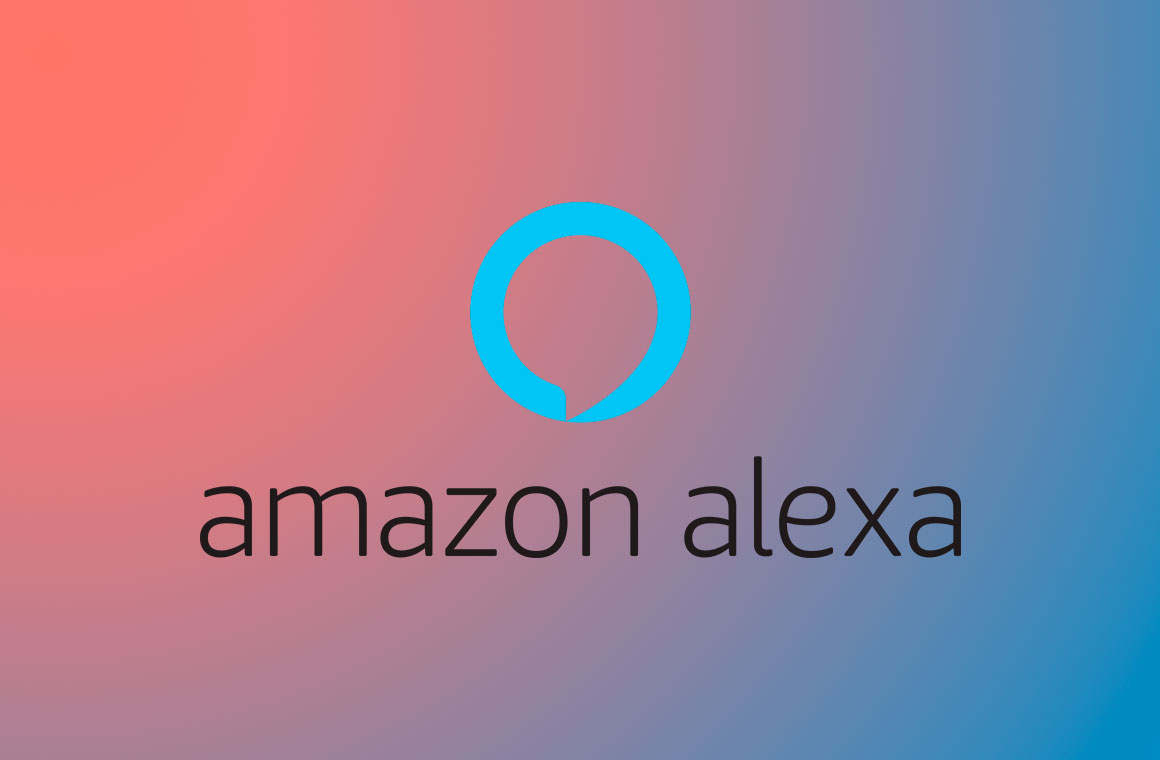 Логотип Amazon Alexa