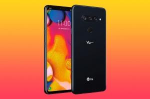 рендер LG V40 ThinQ