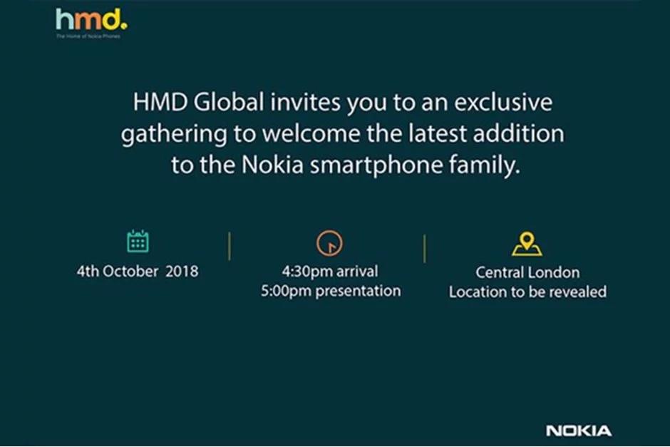 Мероприятие Nokia