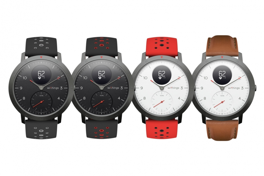 Вариации Withings Steel HR Sport