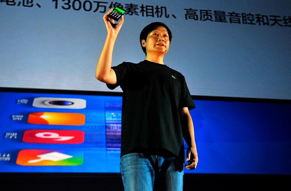 Презентации смартфонов и компьютеров