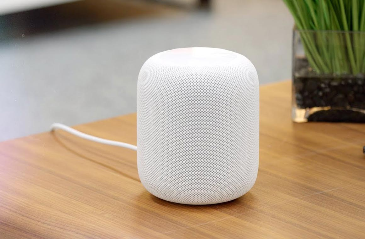 Apple Homepod Update