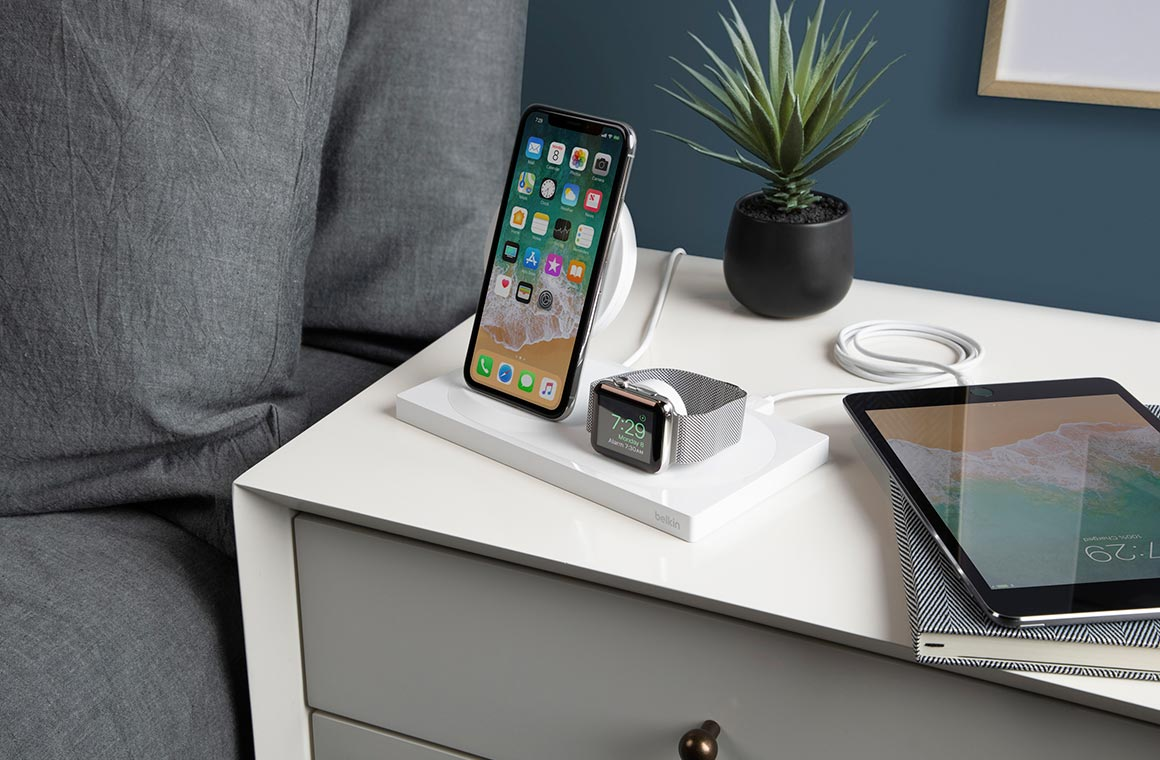 Belkin Boostup Wireless Charging Dock