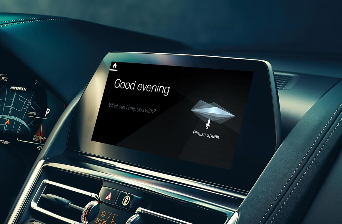 BMW Personal Intelligent Assistant