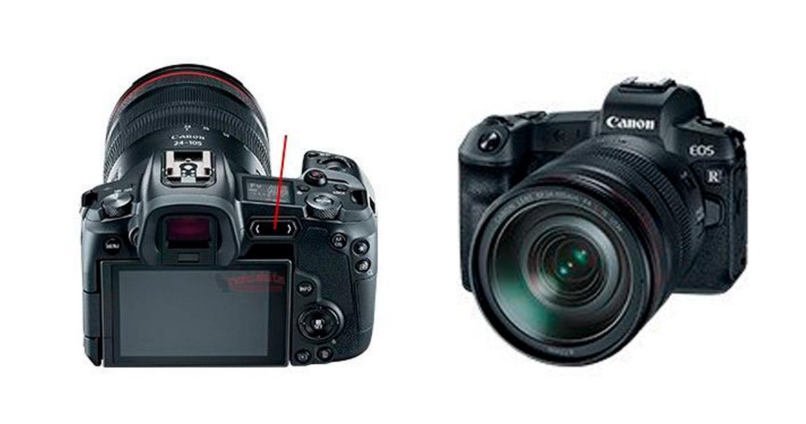 Canon EOS R Design