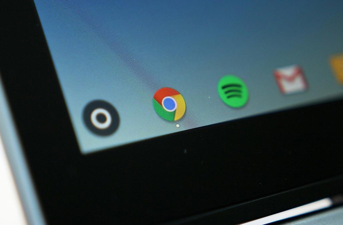 70 version Google Chrome