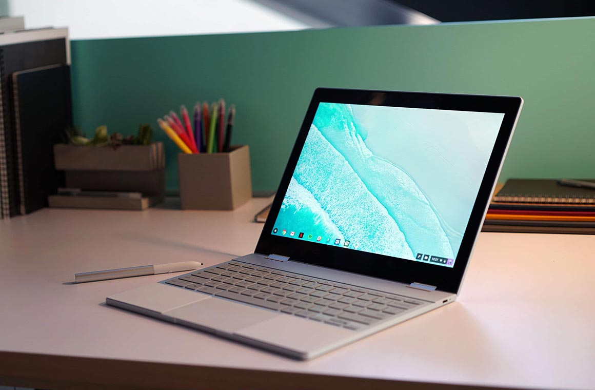 Google Pixelbook 2 Leaks