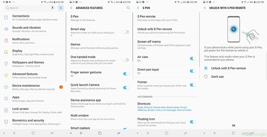 Samsung Galaxy Note 9 How To
