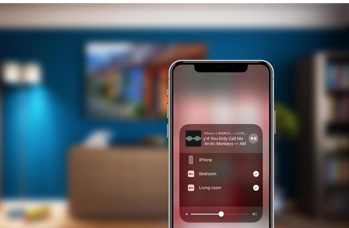 iOS Airplay 2