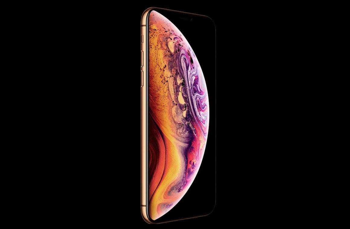 Рендер iPhone XS