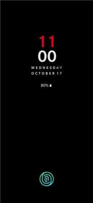 Скриншот OnePlus 6T