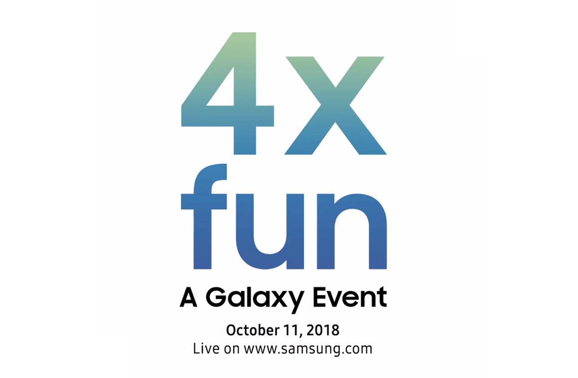 Samsung Event 11 october